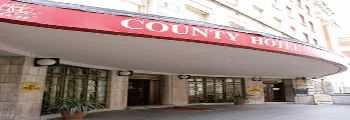 County Hotel Euston - entrance