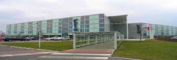 radisson sas stansted - exterior