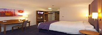 Premier Inn Greenwich Bedroom
