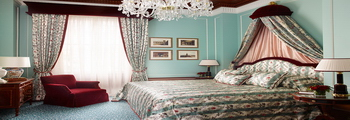 lanesborough hotel - bedroom