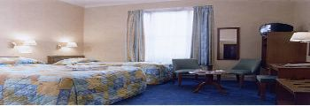 sindey hotel bedroom
