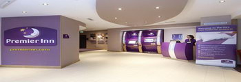Premier Inn Richmond Foyer